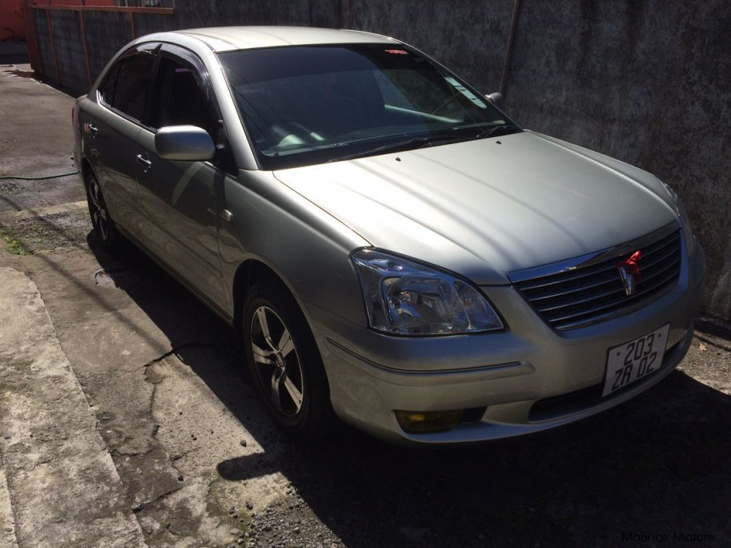 Used Toyota Premio 2002 For Sale Quatre Bornes Old In Mauritius