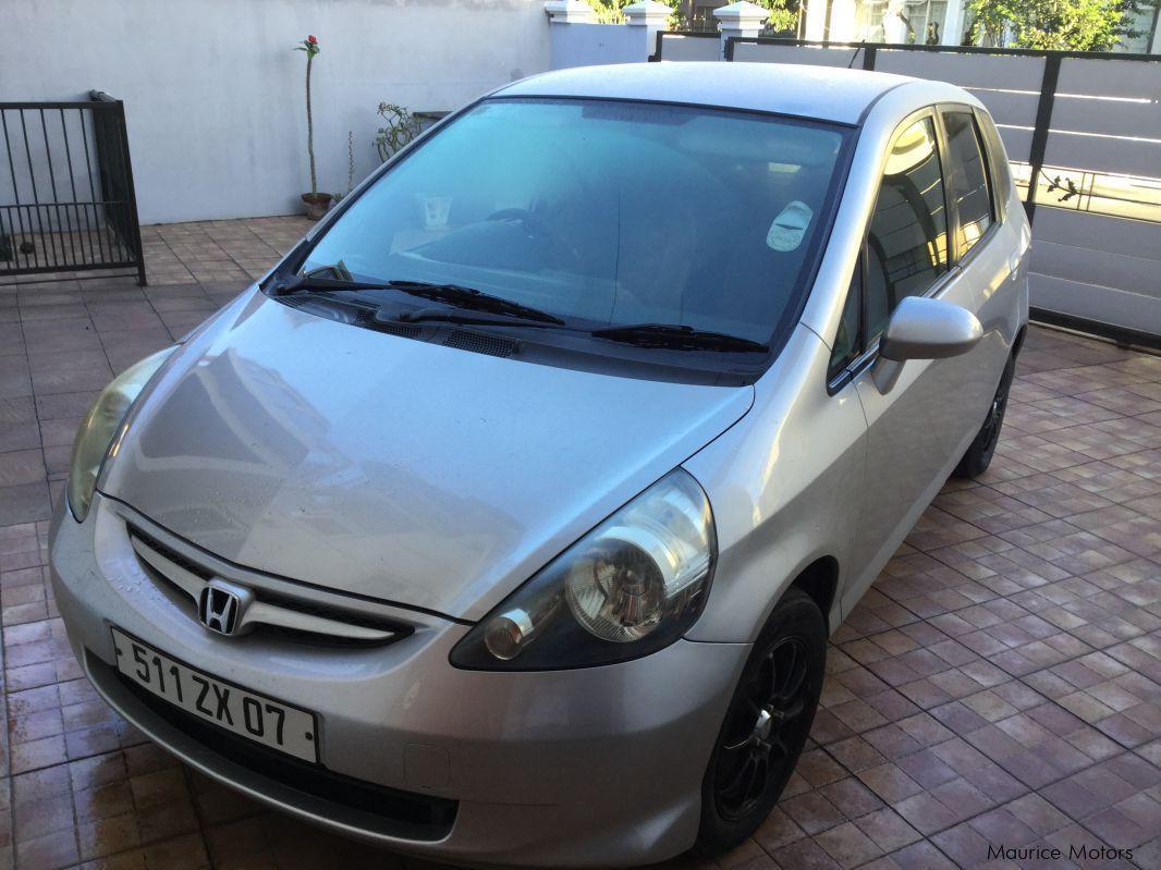 Honda Fit in Mauritius ...