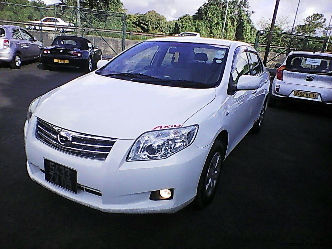 Used Toyota Axio Corolla 2009 Axio Corolla For Sale