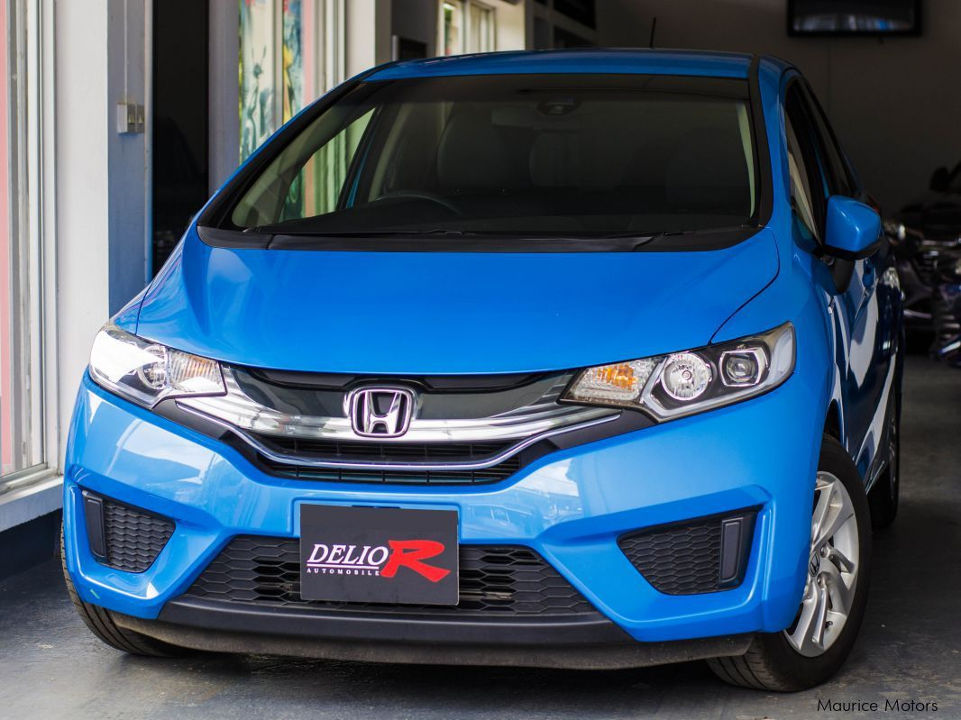 Honda Fit New Shape In Mauritius ...