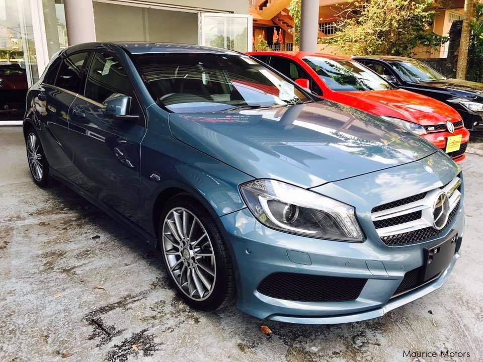 used mercedes benz a180 amg sport pack turbocharged 2015 a180 amg sport pack turbocharged. Black Bedroom Furniture Sets. Home Design Ideas